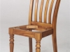 Dining chair in NZ Pine
