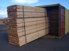 Container loading NZ timber